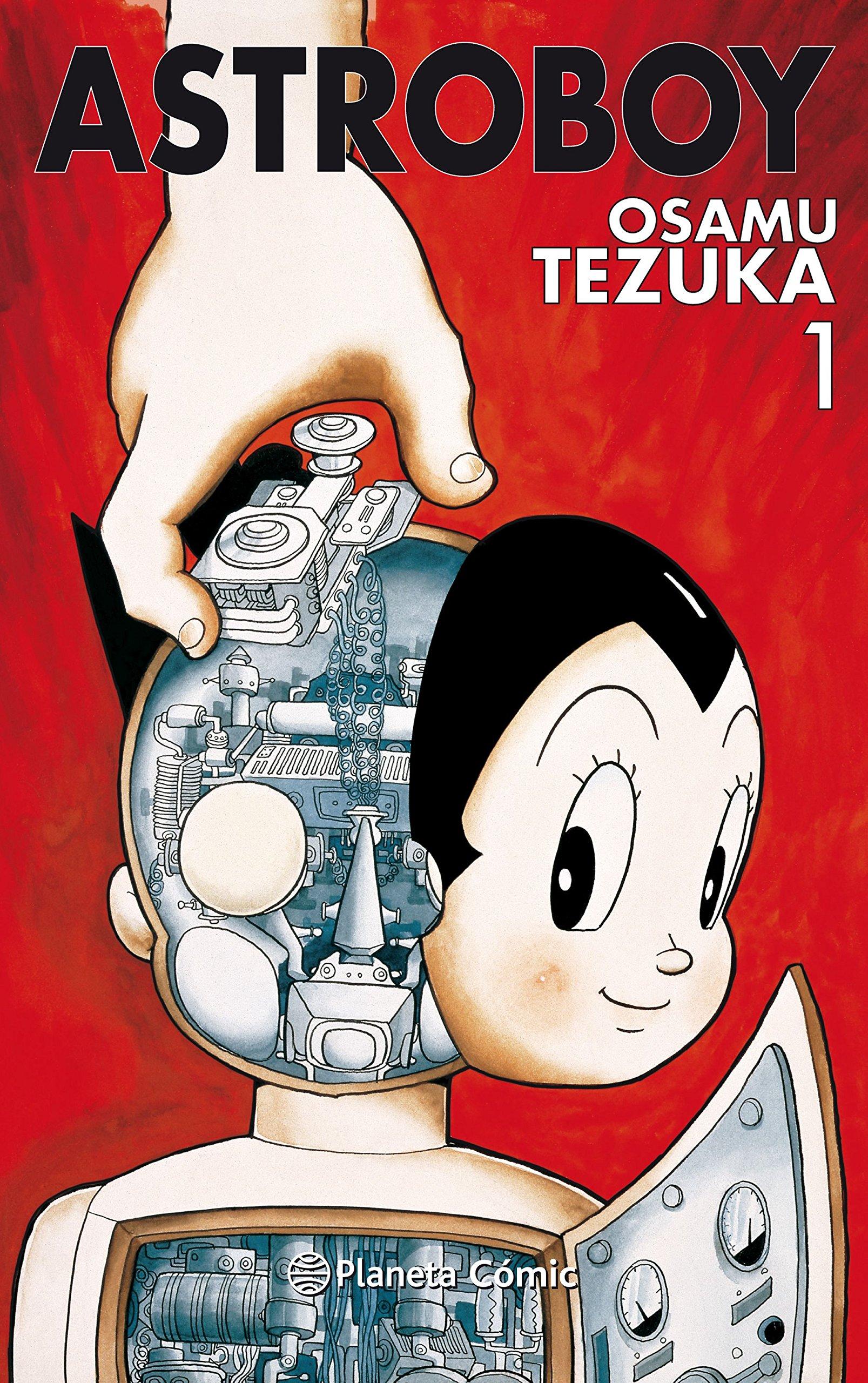 Astro Boy nº 01/07 (Manga: Biblioteca Tezuka): Amazon.es: Tezuka, Osamu, Daruma: Libros