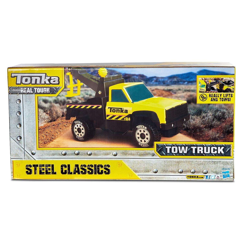 Tonka 92202 Stahl Klassisch Abschleppwagen Spielzeugautos