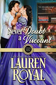 Never Doubt a Viscount (Chase Family Series Book 5)