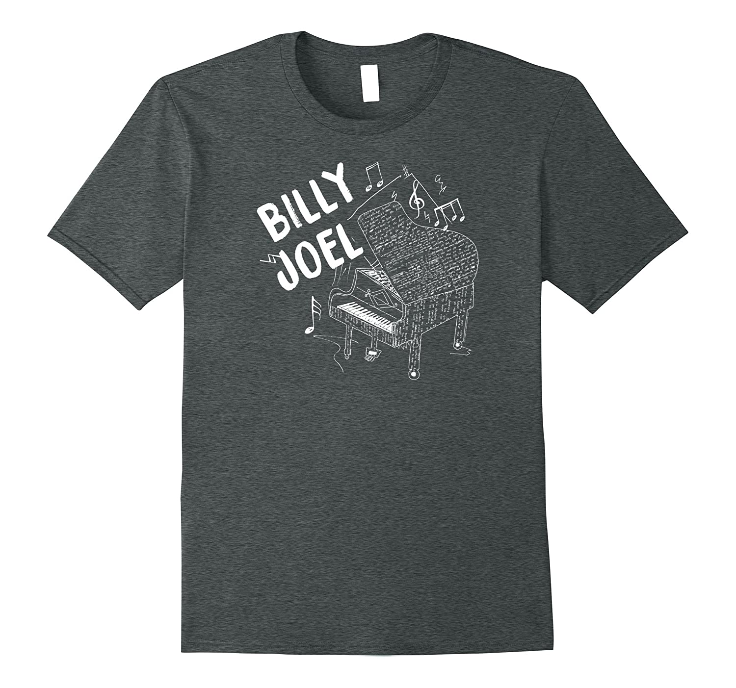 Billy Joel - The Keys T-Shirt-ANZ