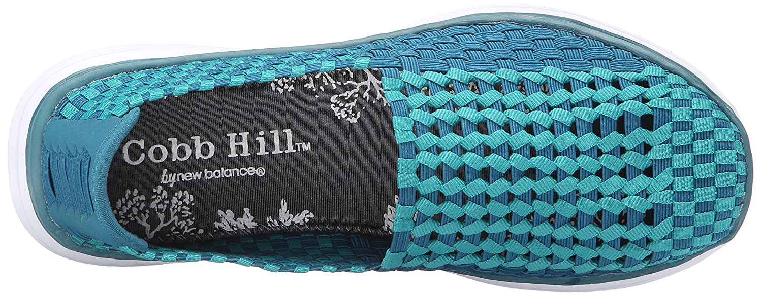Cobb CH Hill Rockport Women's Wise CH Cobb Flat B011T52L1A 11 B(M) US|Teal/Multi 132168