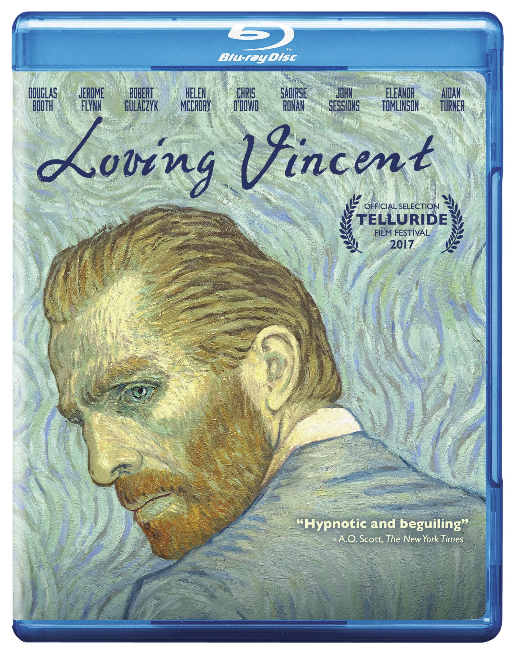 Blu-ray : Loving Vincent (Widescreen)