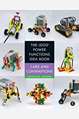 The LEGO Power Functions Idea Book, Vol. 2: Cars and Contraptions Paperback