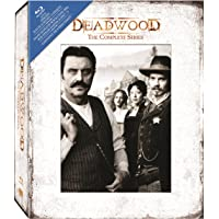 Deadwood: The Complete Series on Blu-ray