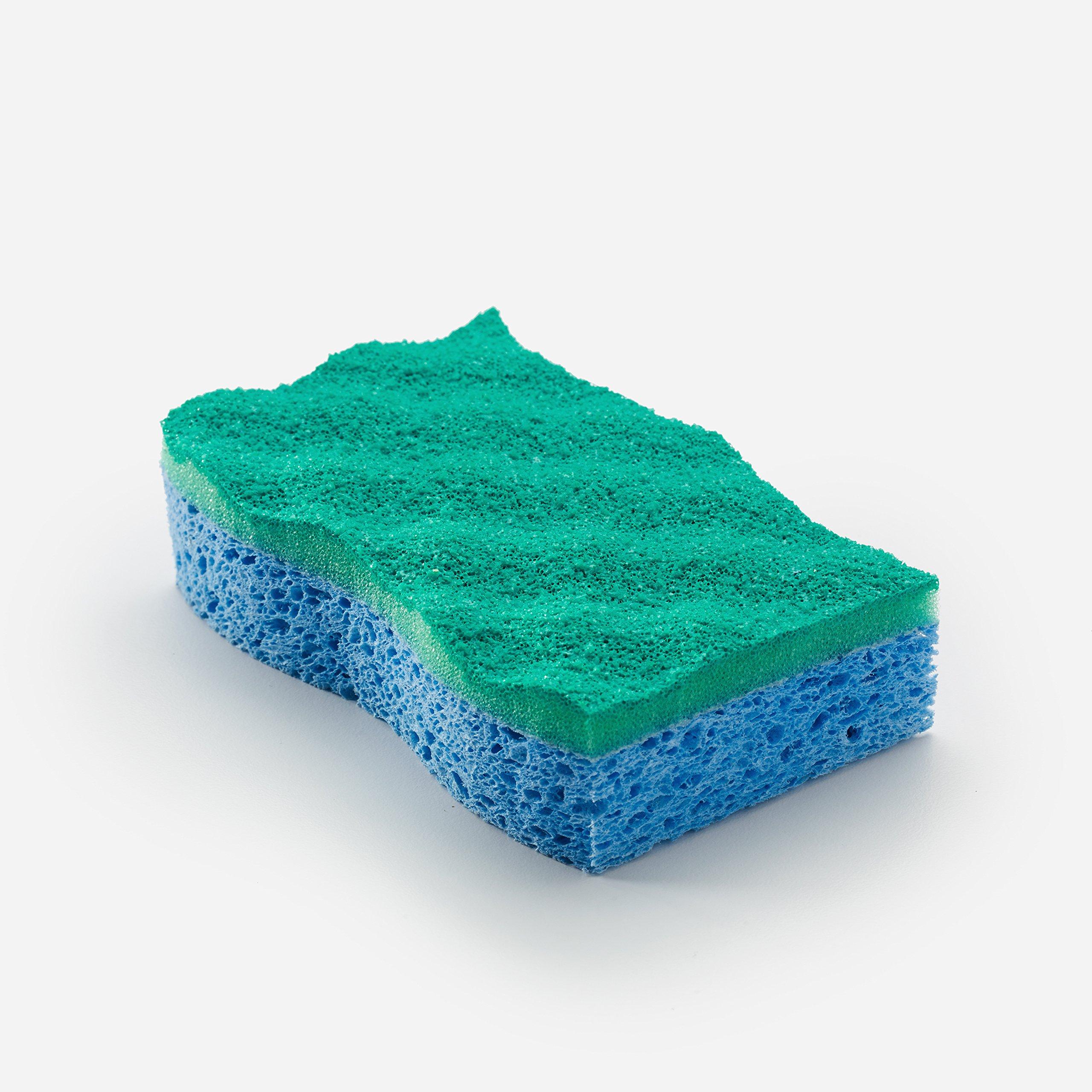 O-Cedar Multi-Use Scrunge Scrubber Sponge (Pack of 24) by O-Cedar (Image #2)
