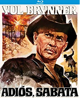Amazon invitation to a gunfighter blu ray yul brynner adios sabata blu ray stopboris Gallery