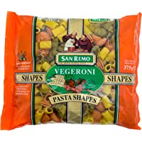 San Remo Vegeroni Shapes No.120, 375g