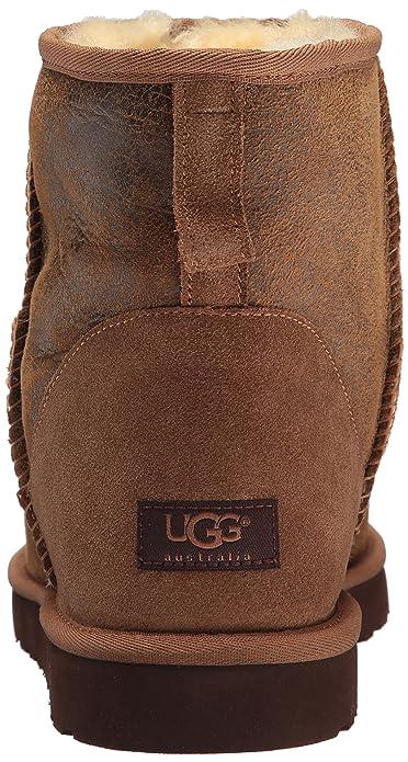 b1fee911952 Amazon.com | UGG Men's Classic Mini Bomber Winter Boot | Snow Boots