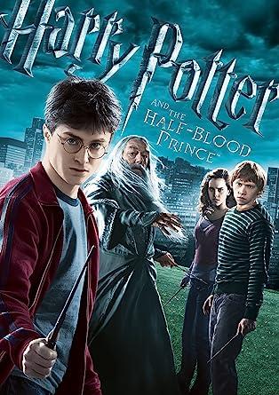 Harry Potter & The Half-Blood Prince [USA] [DVD]: Amazon.es: Harry ...