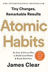 Atomic Habits: The life-changing million copy bestseller Kindle Edition