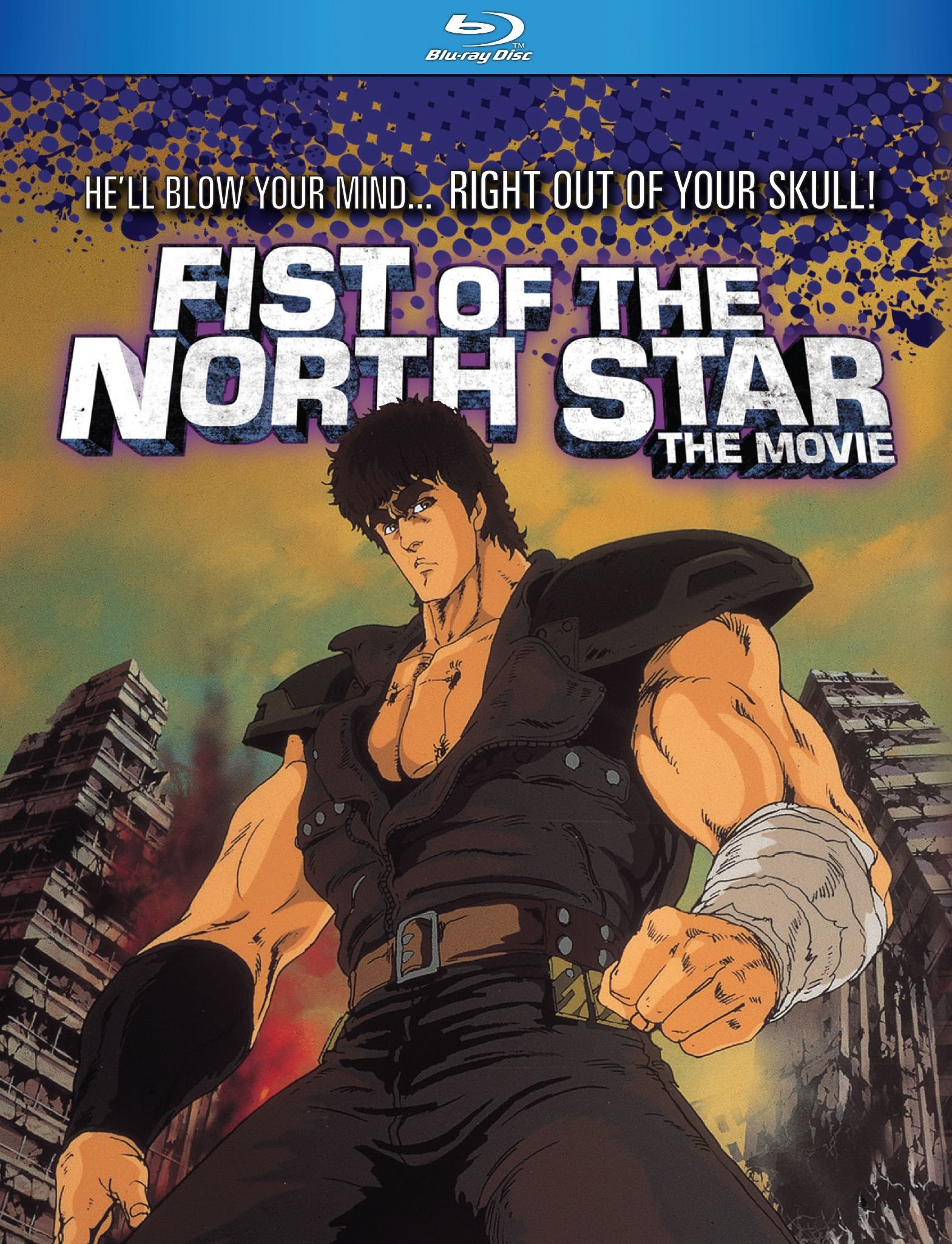 Fist of the North Star The Movie (Fist of the North Star The Movie) [Blu-ray] by Discotech Media