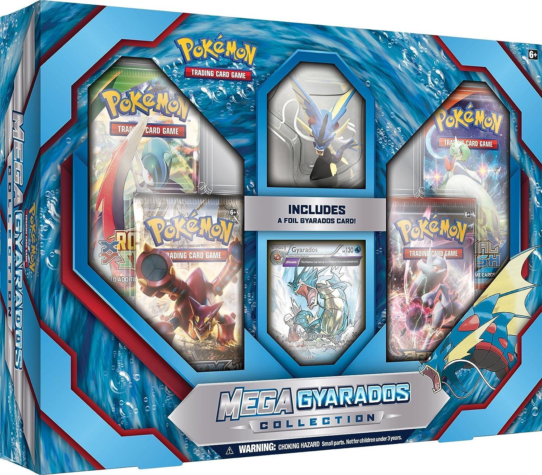Pokemon TCG: Mega Gyarados Collection Card Game