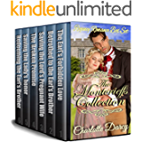 Regency Romance Six Book Box Set: The Montcrieff Collection: Clean and Wholesome Historical Romance Book Bundle