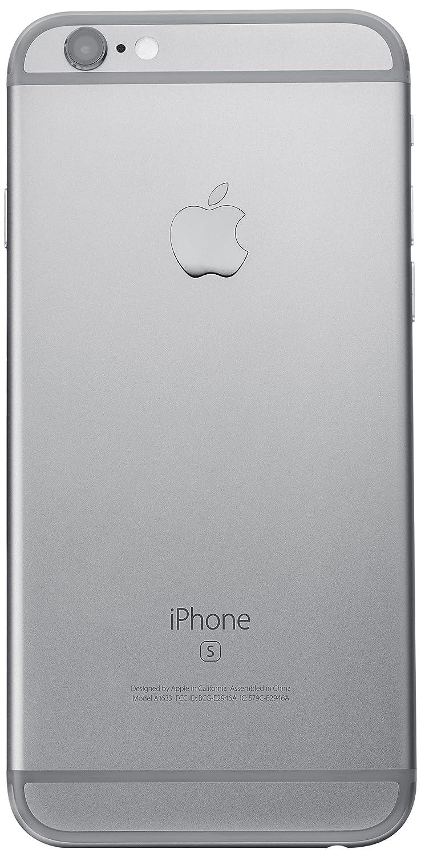 Apple iPhone 6S 64GB Space Gray - GSM unlocked