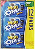 Oreo Multi Pack Mini Cookies 12-pack