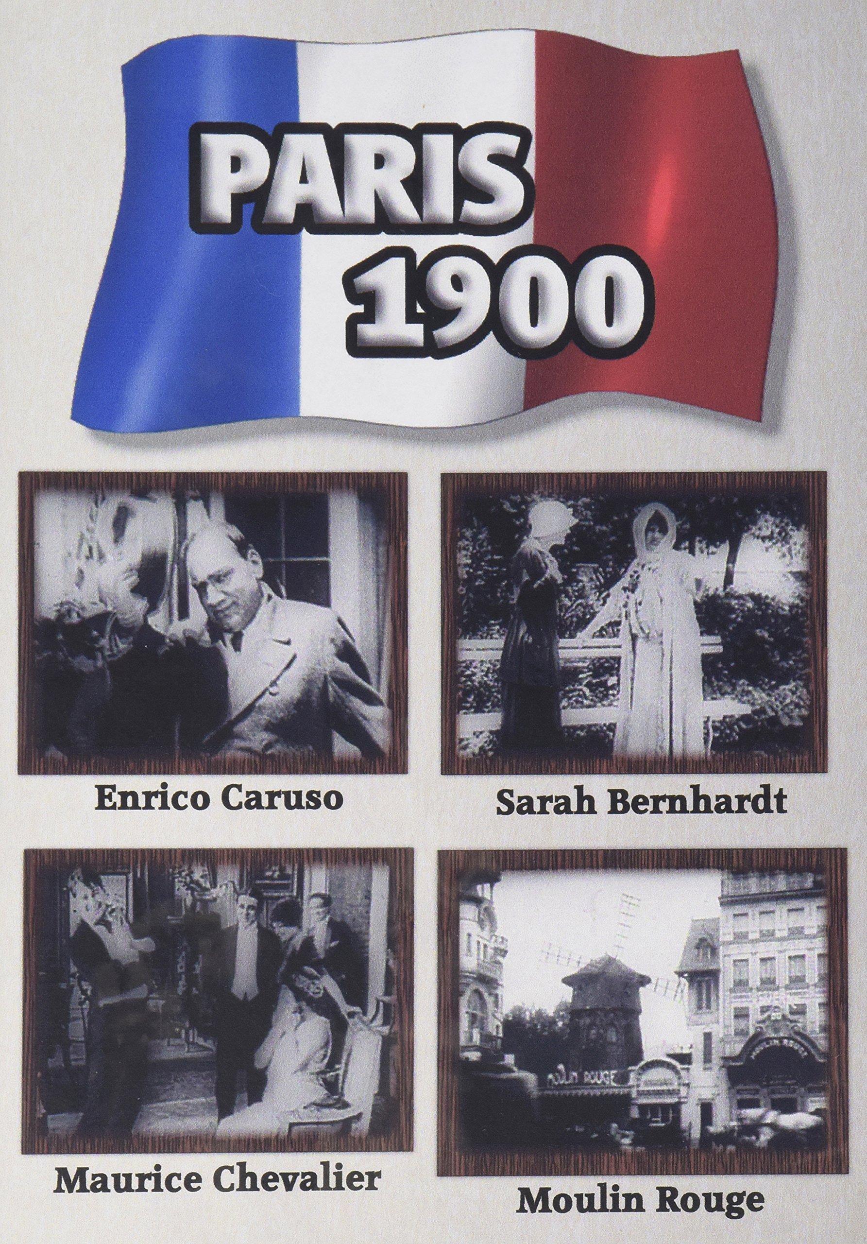 DVD : Paris 1900 (1947) (DVD)