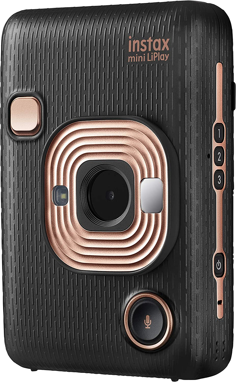 Fujifilm Instax Mini LiPlay Negro