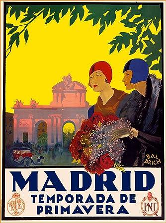 amazon madrid temporada de primaveraスペインスペイン語ヨーロッパ