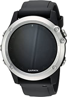 Amazon Com Garmin Fenix 3 Heart Rate Hr Silver Cell Phones