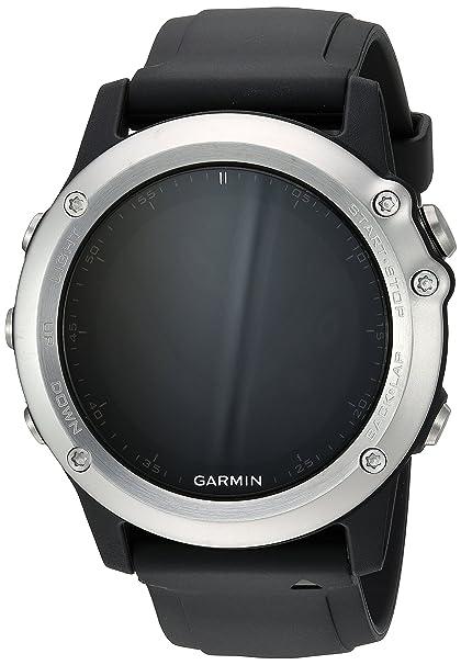 Garmin Fenix 3 Heart Rate Hr Silver Renewed