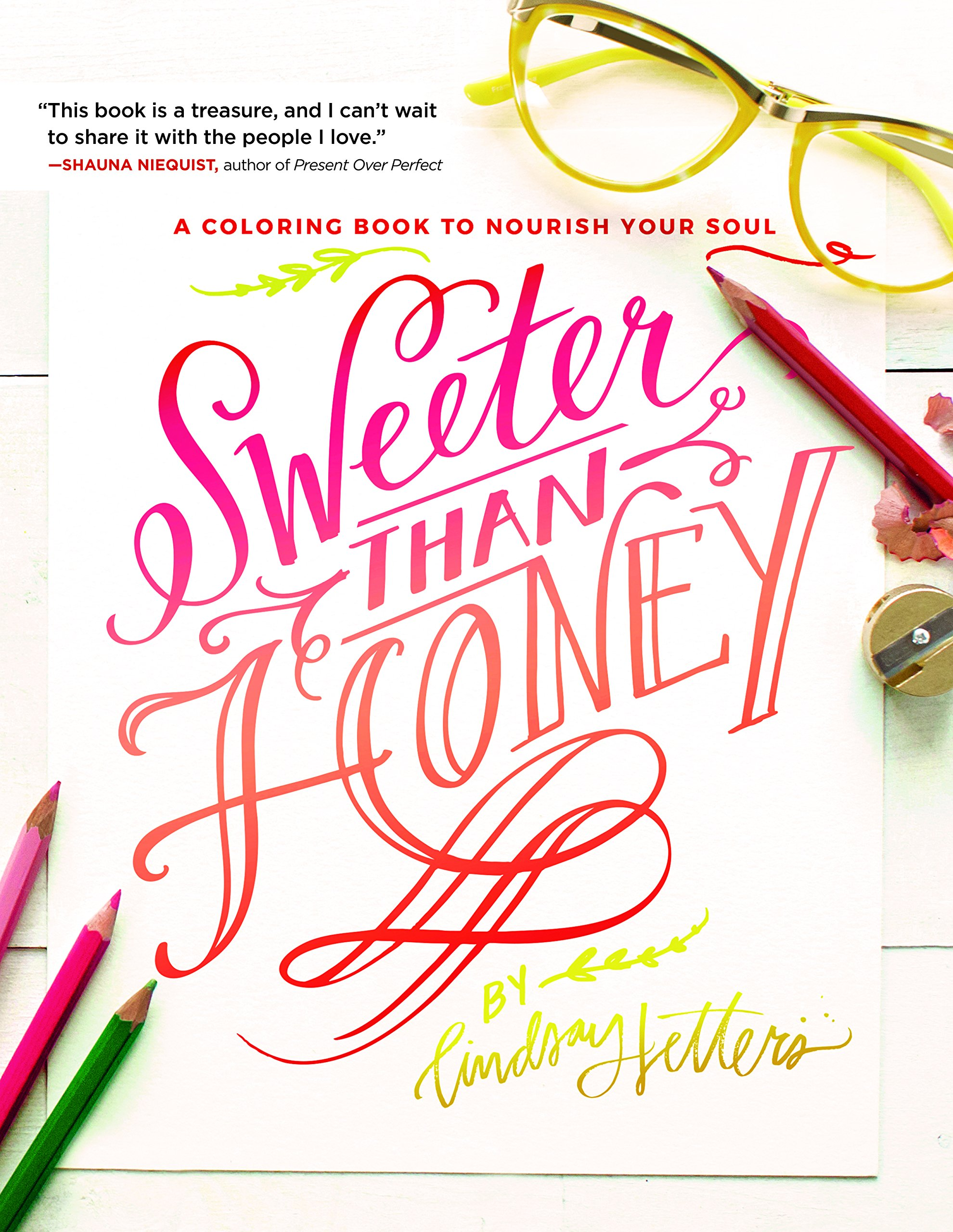 Sweeter Than Honey Coloring Nourish product image
