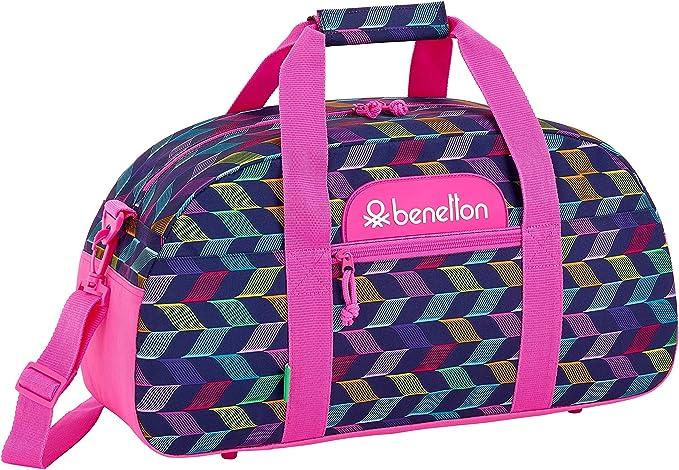 UCB Benetton Ondas Bolsa deporte Bolso de viaje