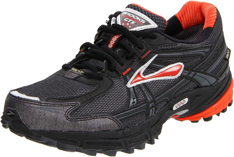 Brooks Adrenaline ASR GTX-M - Zapatillas de Deporte para Hombre, Color Negro, Talla 42: Amazon.es: Zapatos y complementos