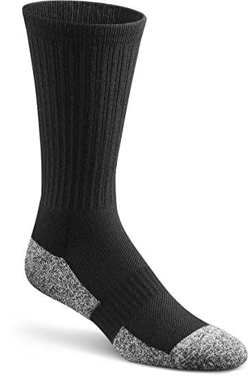 215033522a Image Unavailable. Image not available for. Color: Dr. Comfort Diabetic  Crew Socks ...