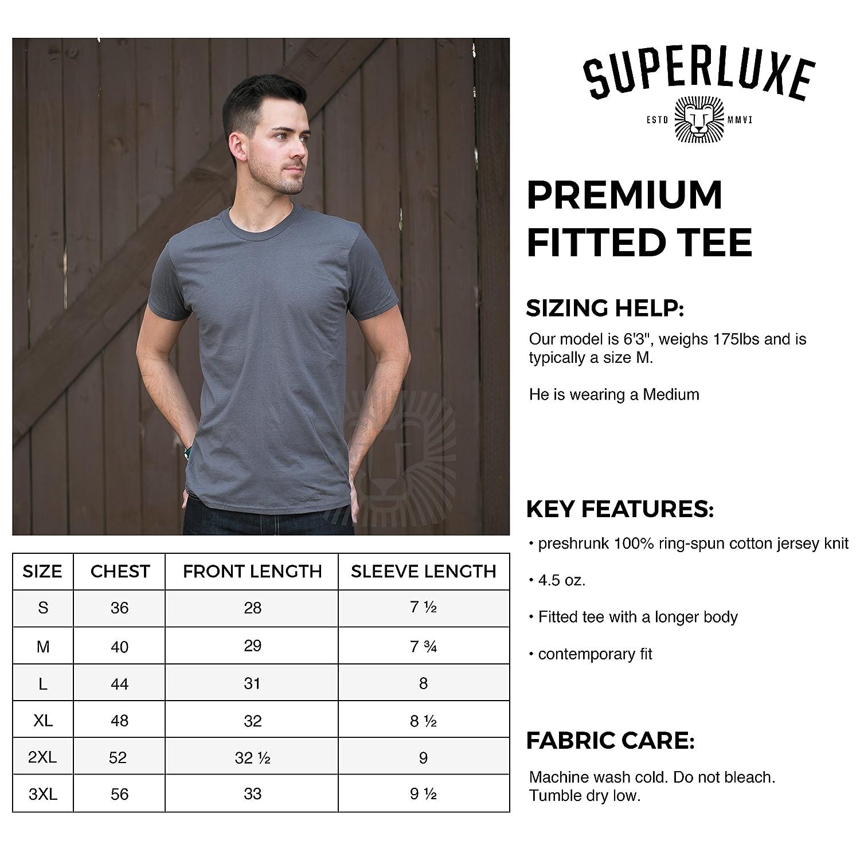 Superluxe Clothing Mens Oh Hi Mark Funny Movie Unisex T-Shirt