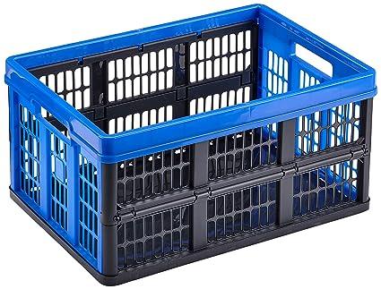 Heidrun 800021-3 - Juego de cajas de plástico plegables (3 unidades, 53