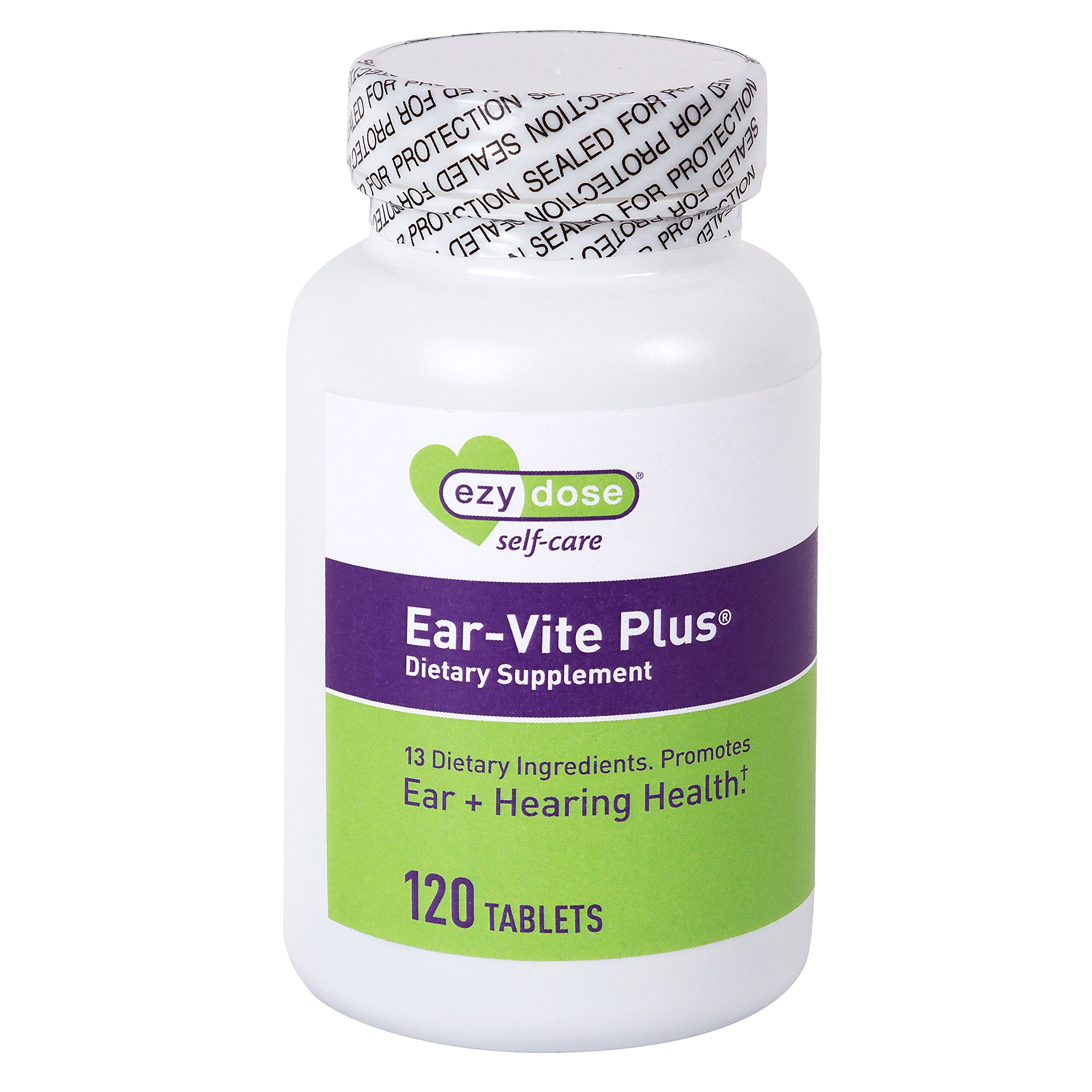 Ear-Vite Plus Dietary Supplement 120 tablets