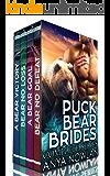 Puck Bear Brides: Complete Series
