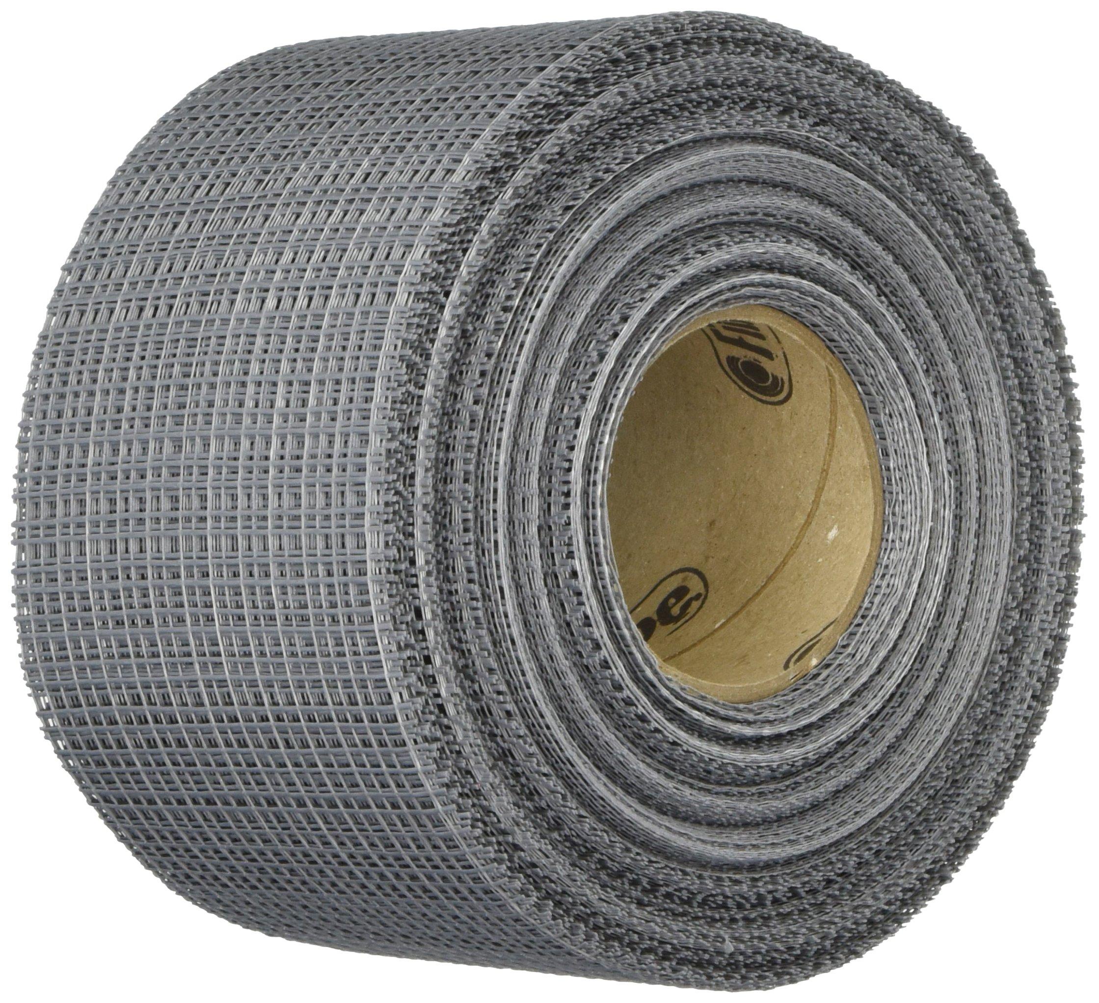 Saint-GOBAIN ADFORS FDW6655-U Cement Board Tape, 3'' x 150 ft, Gray