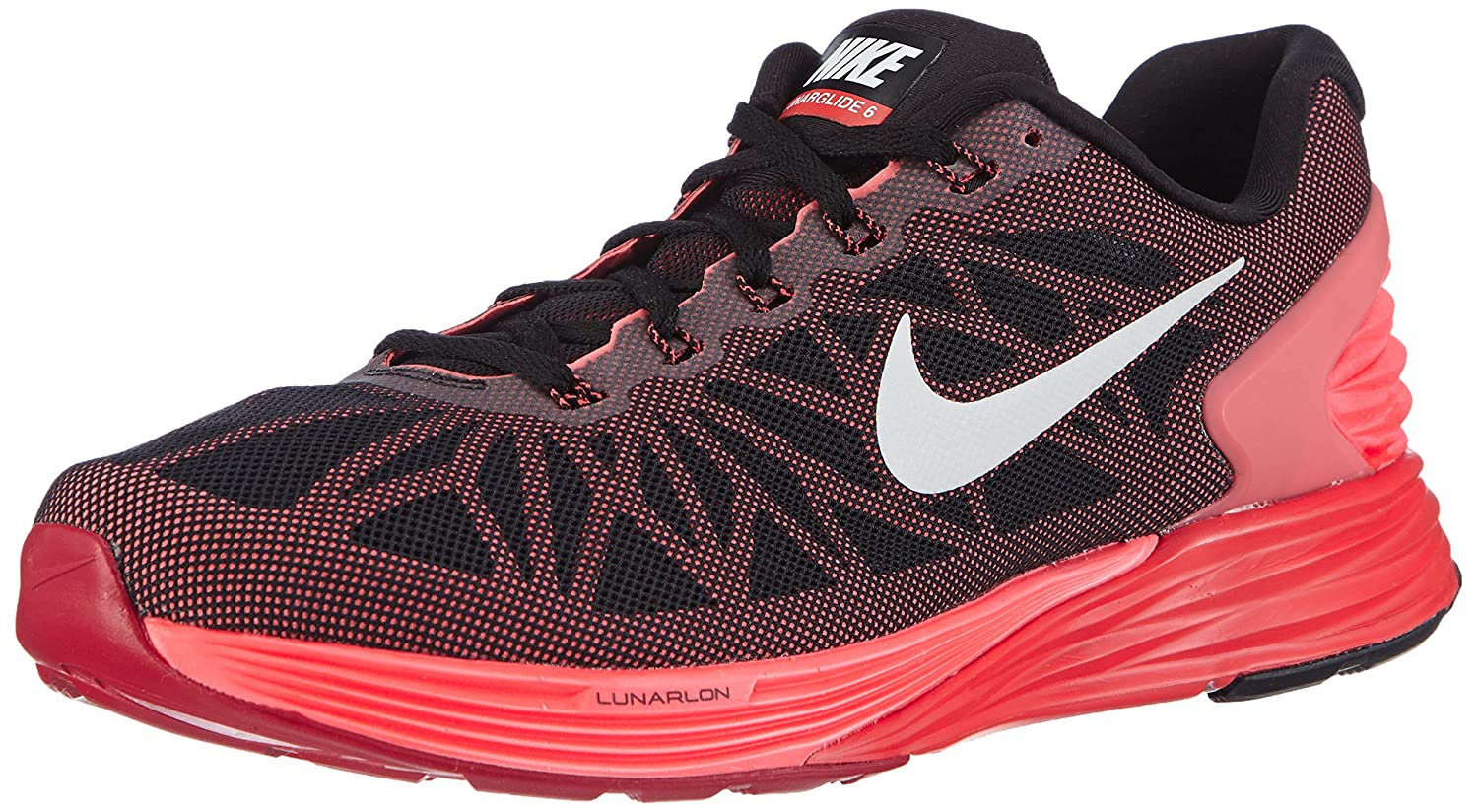 81c627035167 ... Amazon.com NIKE Lunarglide 6 Mens Running Sneaker Road Run ...