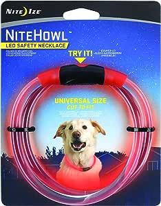 Nite Ize Nitehowl Accesorios para Mascotas, Hombre, Rojo, M ...
