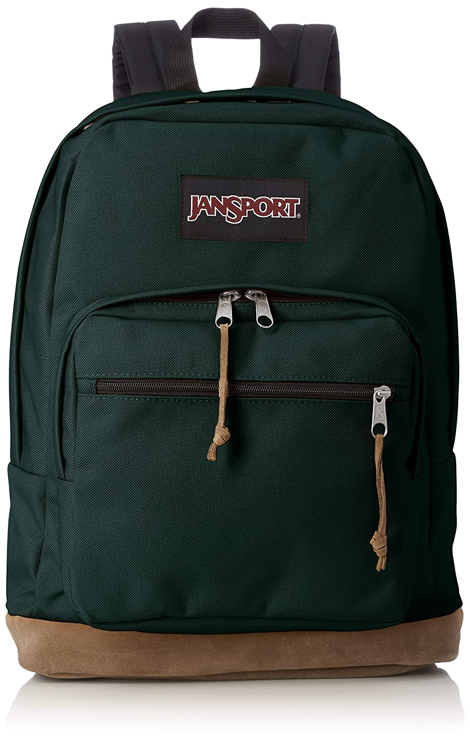 Jansport Right Pack 1900 Cu. In. Classic Backpack 008.BLACK OS TDN6011