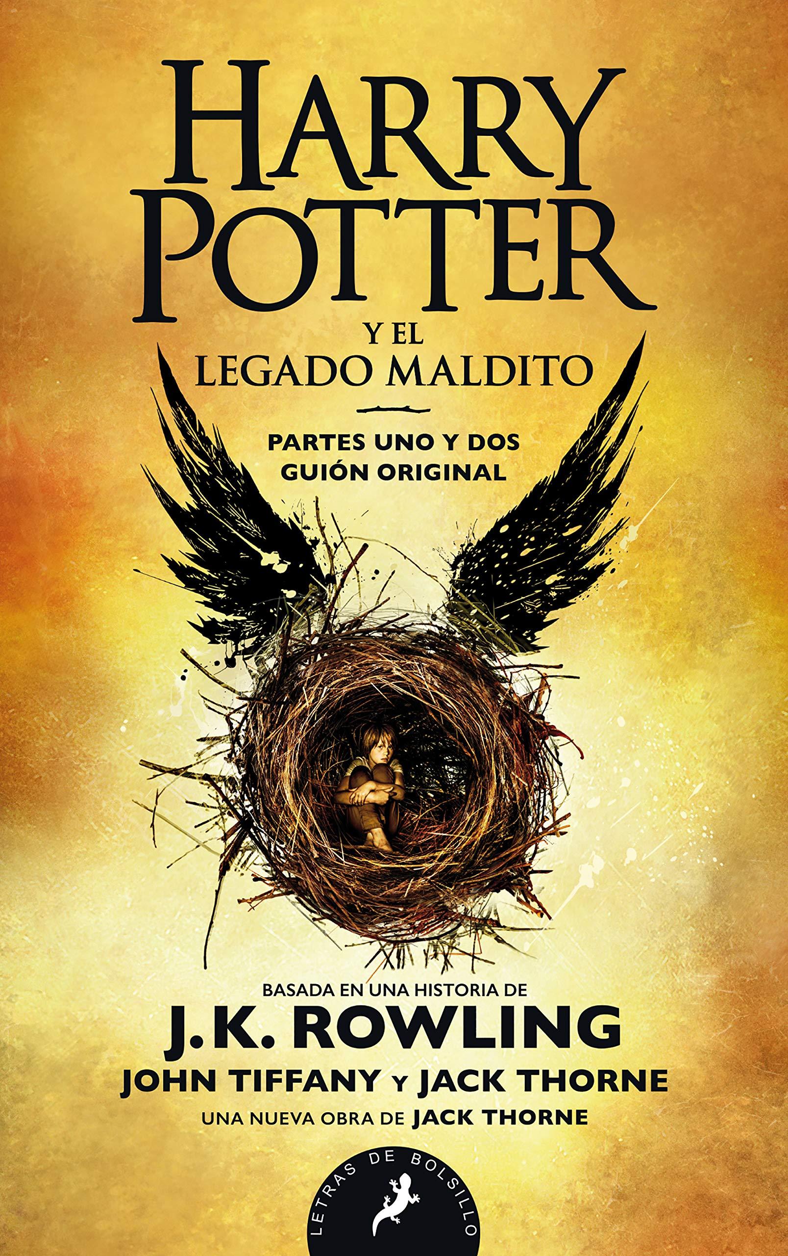 Harry Potter y el legado maldito Harry Potter 8 : Partes uno y dos ...