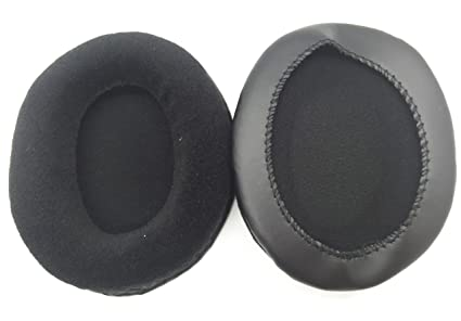 2c9456c279a Replacement velour velvet pu leather cushion earpads ear pads pillow For  Shure HPAEC1440 HPAEC1840 HPAEC940 HPAEC240
