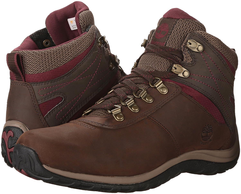 Timberland Norwood - Botas de Senderismo para Mujer (Impermeables), Marrón (Café Oscuro), 10 W US: Amazon.es: Zapatos y complementos