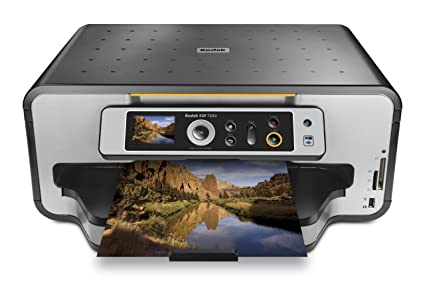 amazon com kodak esp 7250 all in one printer electronics