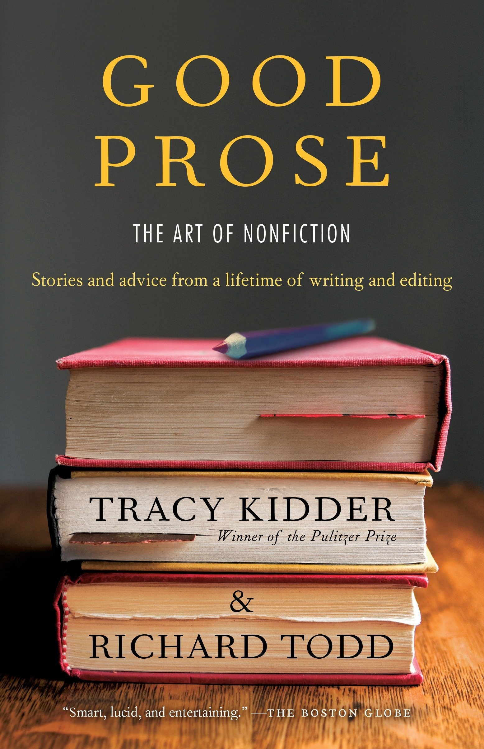 Image result for good prose by tracy kidder and richard todd