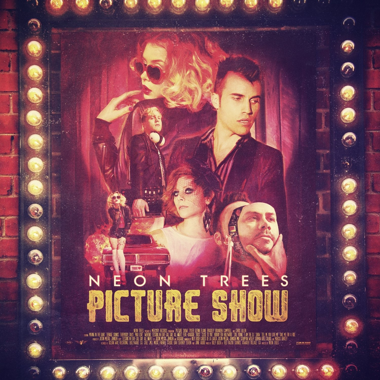 CD : Neon Trees - Picture Show (Bonus Tracks, Deluxe Edition)
