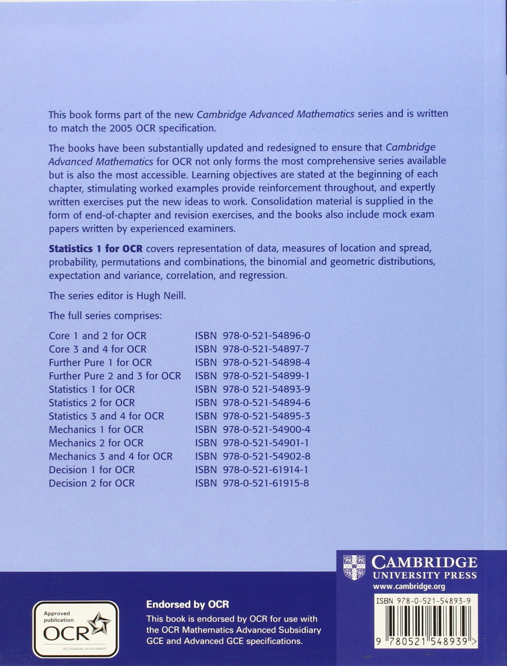 ocr probability and statistics 1 june 13