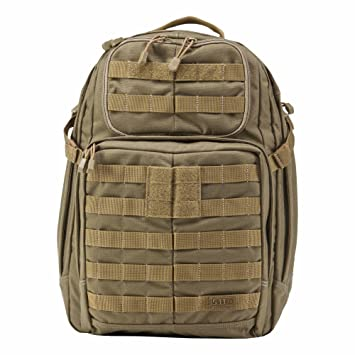 5.11 Tactical Rush 24 Backpack - Sandstone - One Size  Amazon.fr ... a748941934d