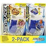 Beyblade Burst Value Starter 2-Pack Valtryek V2 and Spryzen S2