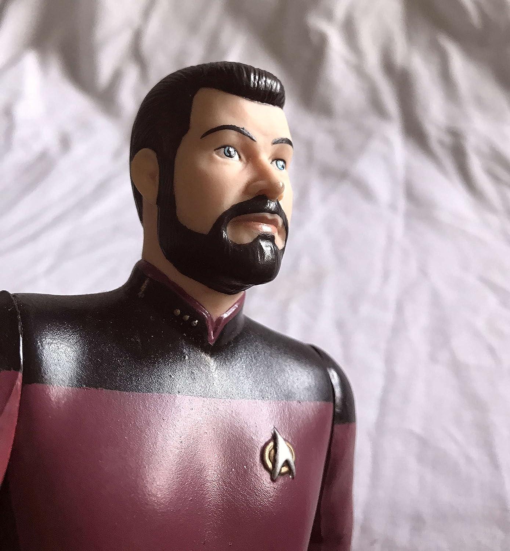 Star Trek The Next Generation 10 Commander William Riker