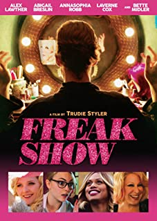 Book Cover: Freak Show