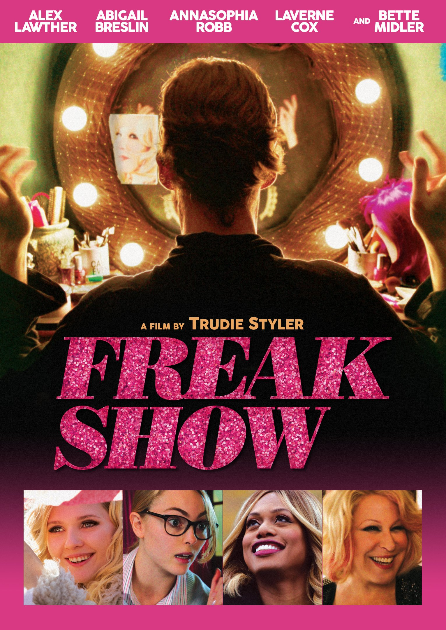 Book Cover: Freak Show
