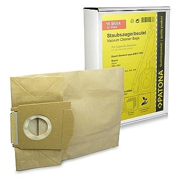 10x Staubsaugerbeutel Papier für Bosch C Bosch Grösse A Bosch Grösse A//B//C