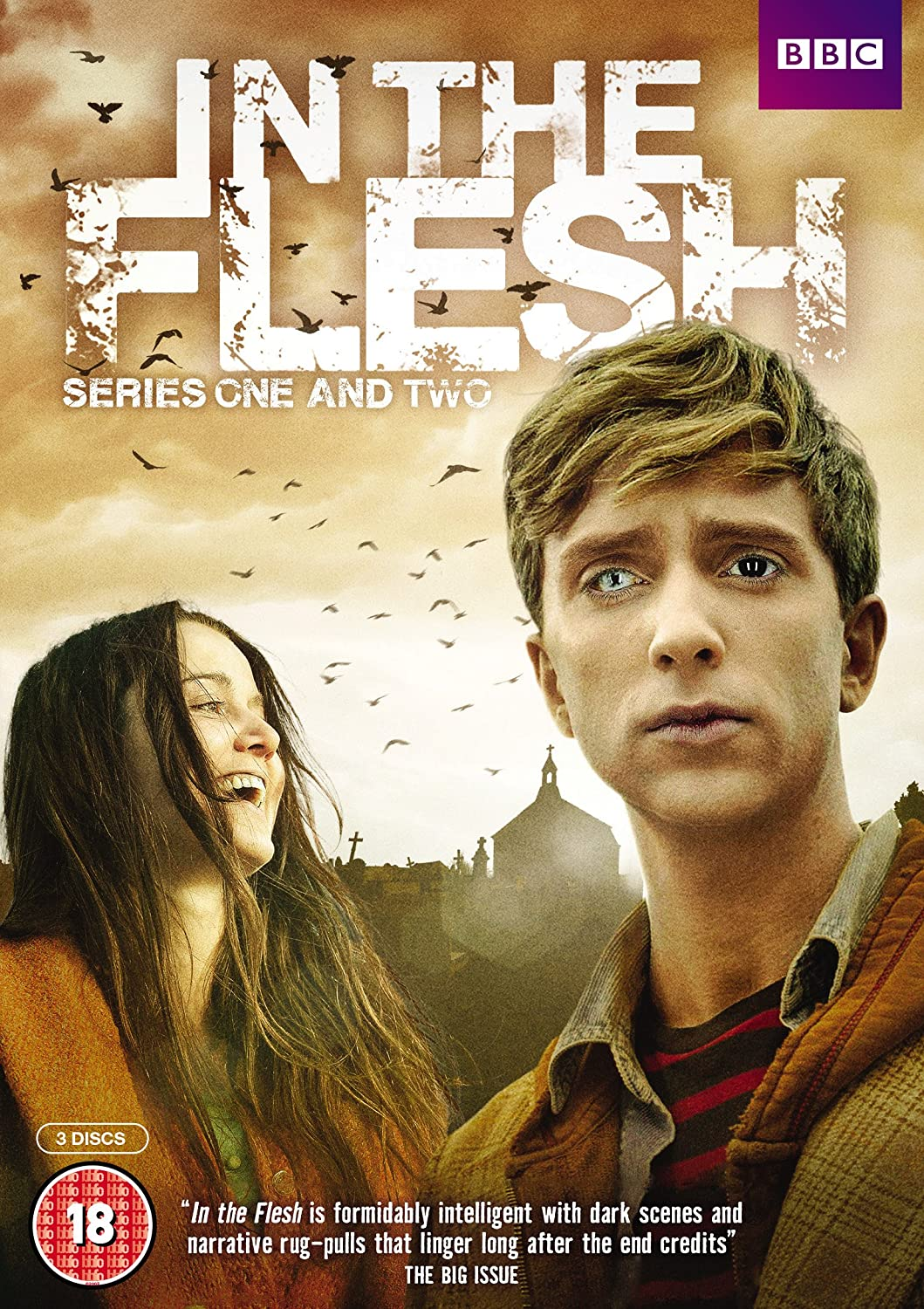 In The Flesh cover